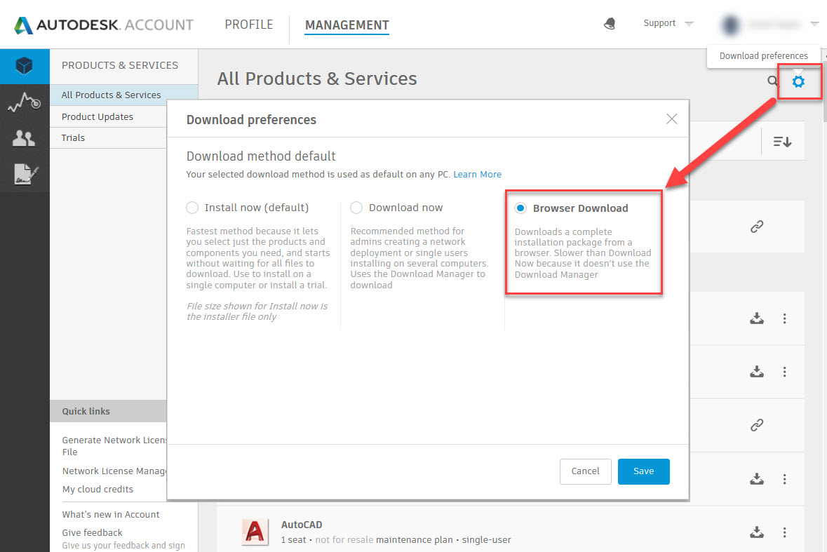 How to download, install and activate your Autodesk Subscription
